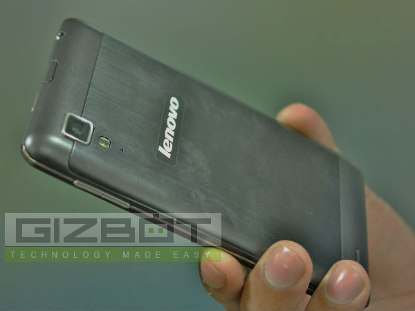 Lenovo P780 Smartphone Photos