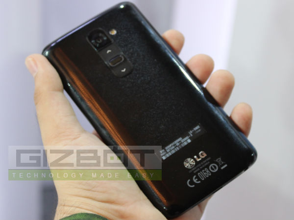LG G2 First Look Photos
