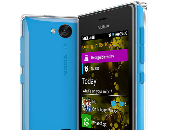Nokia Asha 503 Dual Photos