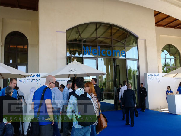 Nokia World Launch Event Photos