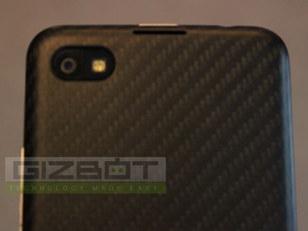 BlackBerry Z30 First Look Photos