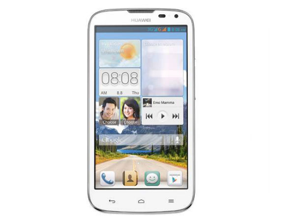 Huawei Ascend G610 Photos