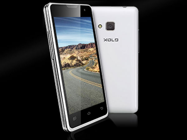 Xolo Q500 Photos