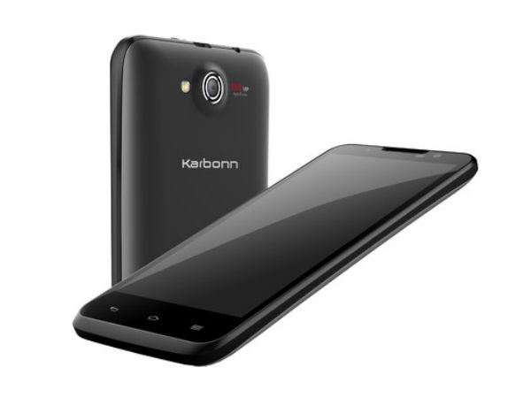 Karbonn Titanium S7 Photos