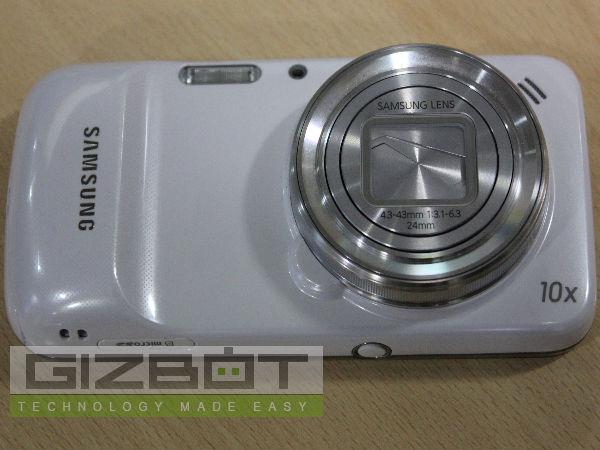 Samsung Galaxy S4 Zoom Hands On Review Photos