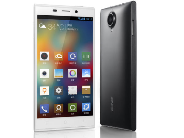 Gionee Elife E7 Photos