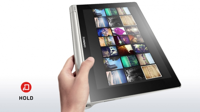 Lenovo Yoga Tablet 10 Photos
