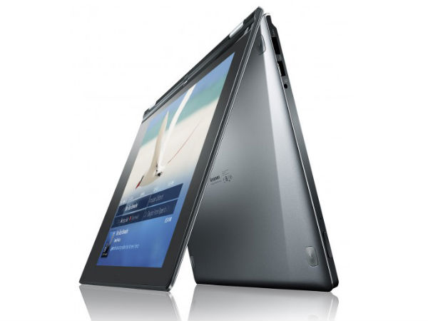 Lenovo IdeaPad Yoga 13 Photos