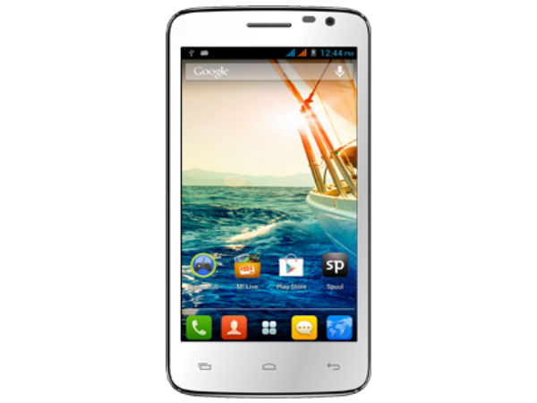 Micromax Canvas Juice A77 Photos
