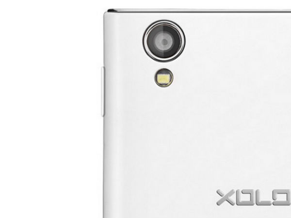 Xolo A600 Photos