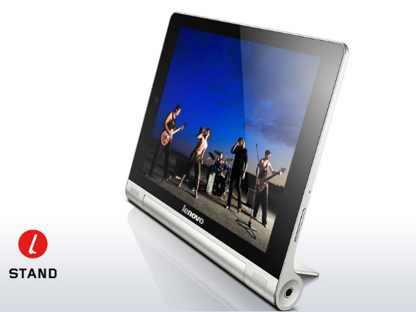 Lenovo Yoga Tablet 8 Photos