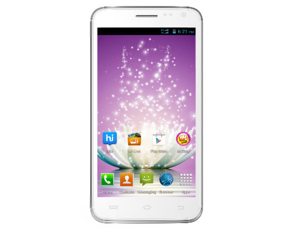 Micromax Canvas Blaze MT500 Photos