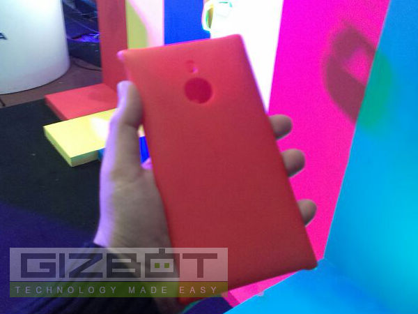 Nokia Lumia 1520 Launch Event Photos