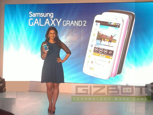 Samsung Galaxy Grand 2 Launch Event Photos