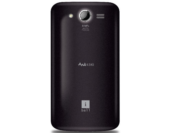 iBall Andi 4.5 K6 Photos