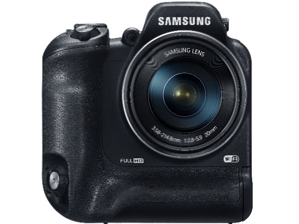 Samsung WB2200F Camera Photos