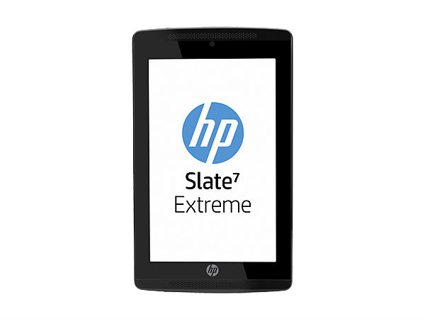HP Slate7 Extreme Photos