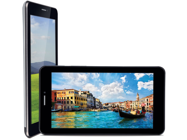 iBall 3G 7271 HD7 Photos