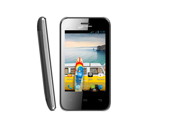 Micromax Bolt A59 Photos