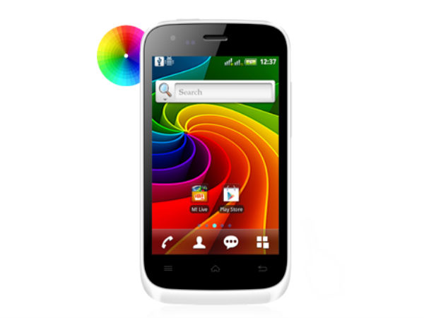 Micromax Bolt A62 Photos