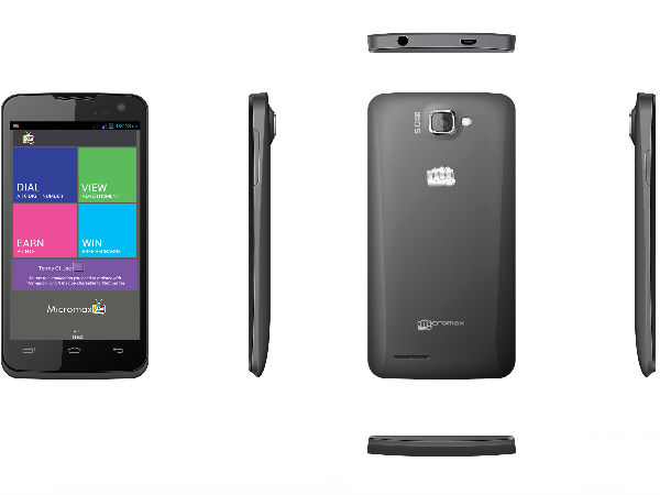 Micromax Canvas Mad A94 Photos
