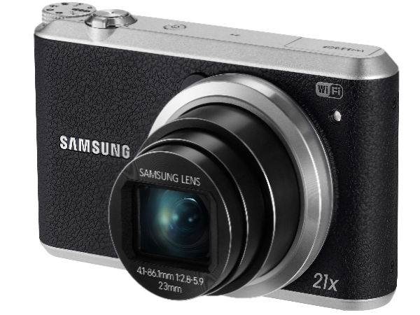 Samsung WB350F Compact Photos