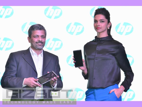 Deepika Padukone Launches HP Slates Photos