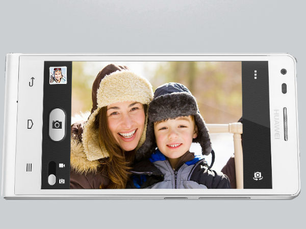 Huawei Ascend G6 Photos