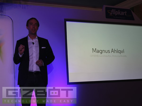 Motorola Moto G Launch Event Photos