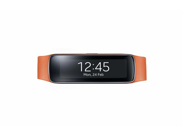 Samsung Galaxy Gear Fit Photos