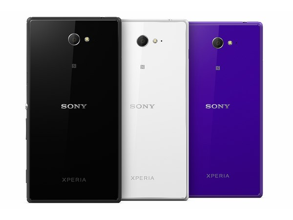 Sony Xperia M2 Photos