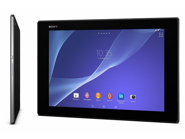 Sony Xperia Z2 Tablet Photos