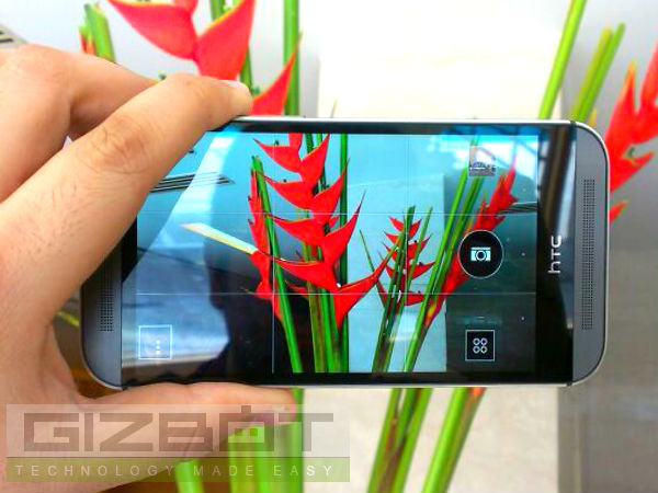 HTC One M8 Hands On First Look Review Photos