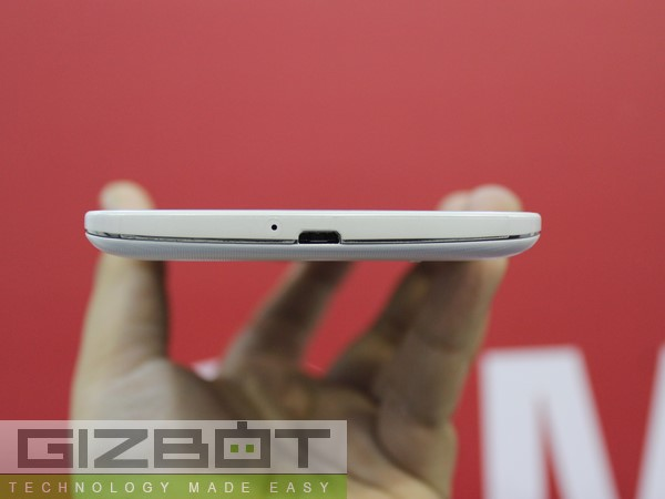 LG G Pro 2 Hands On First Look Photos