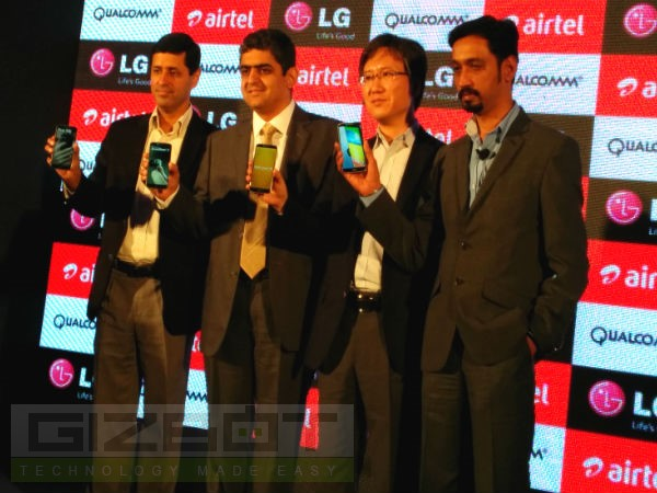 LG G2 4G LTE Launch Event Photos