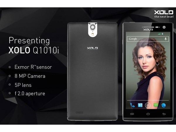 Xolo Q1010i Photos