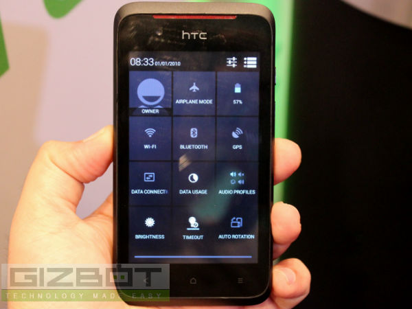 HTC Desire 210 Hands On First Look Photos