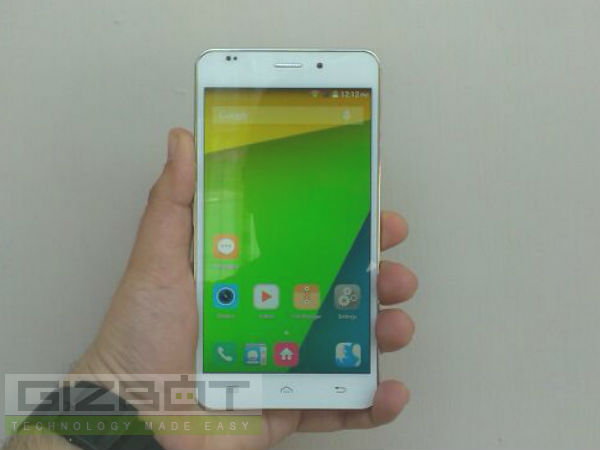 Karbonn Titanium Hexa Hands on and First Look Photos