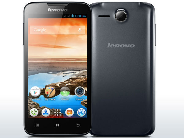 Lenovo A680 Photos