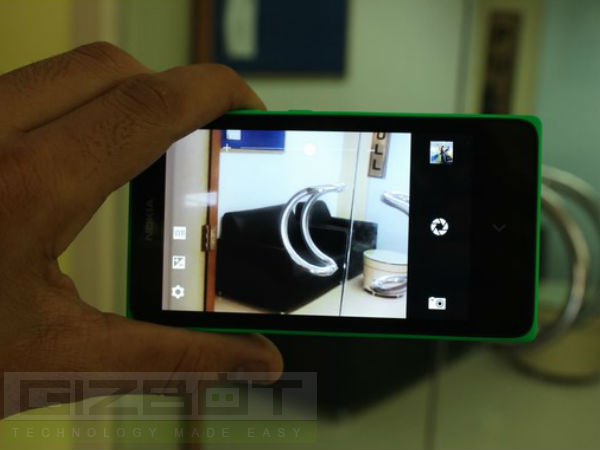 Nokia X Hands On Review Photos