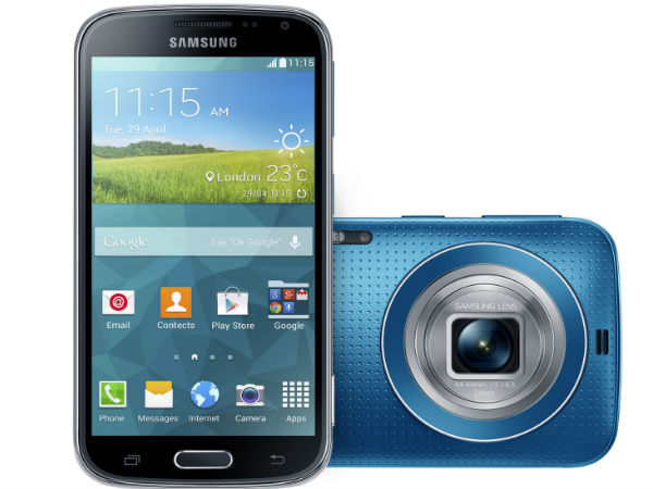 Samsung GALAXY K Zoom Photos