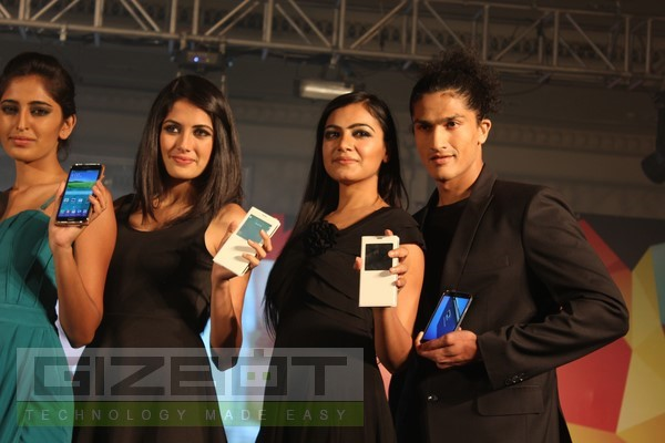 Samsung Galaxy S5 Launch Event In Bangalore Photos