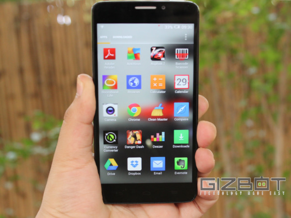 Alcatel One Touch Idol X Plus Hands On First Look Photos