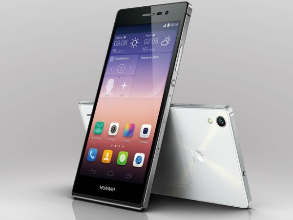 Huawei Ascend 7 Photos