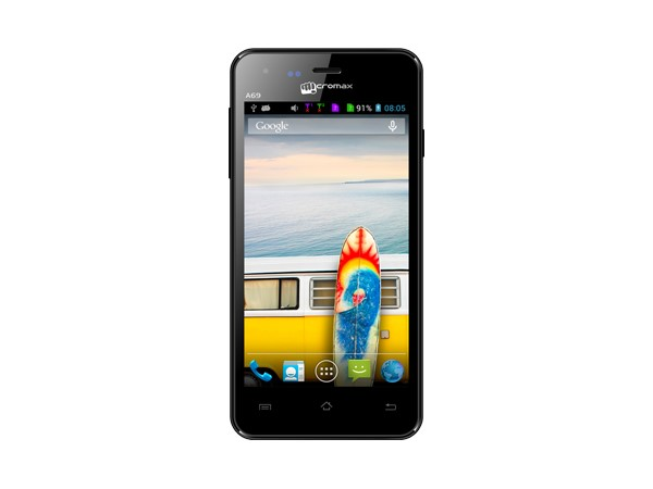 Micromax Bolt A69 Photos