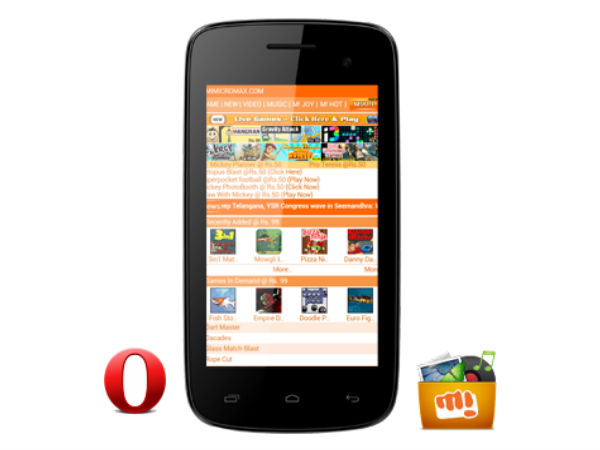 Micromax Canvas Engage A091 Photos