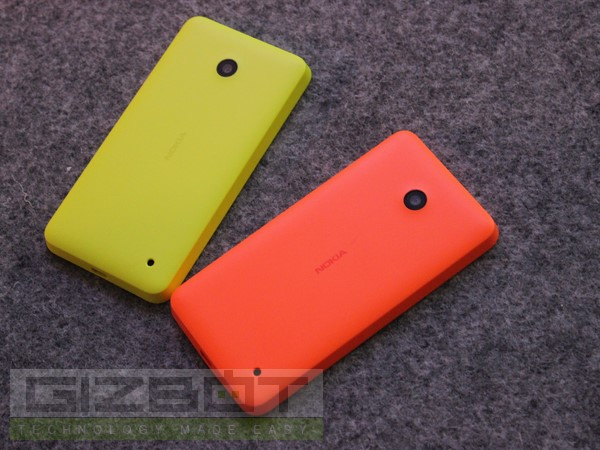 Nokia Lumia 630 Hands On Review Photos