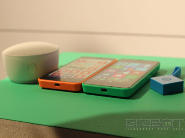 Nokia Lumia 630 Launch Event Photos