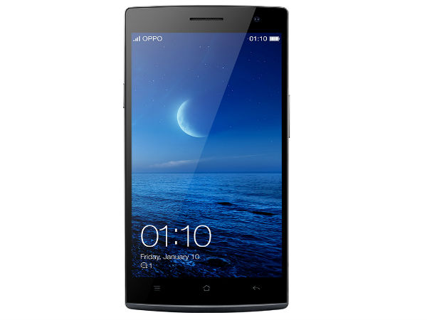 Oppo Find 7 Photos