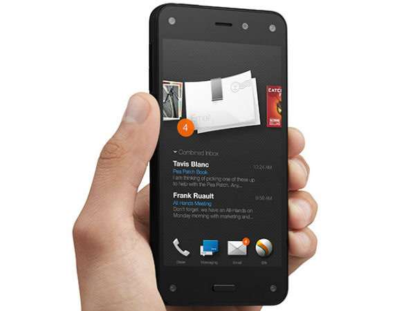 Amazon Fire Phone Photos